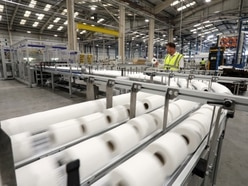 Telford tissue maker set for growth after multi-million investment