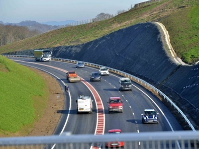 Seven bridges, four underpasses and 14 tunnels: Newtown Bypass open after decades of debate