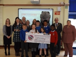 £3,000 prize for Telford primary school in loan sharks competition
