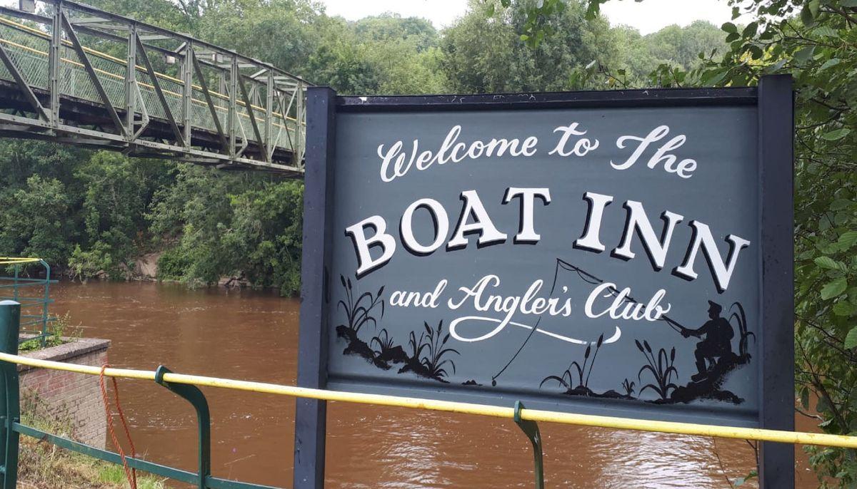The new look Boat Inn