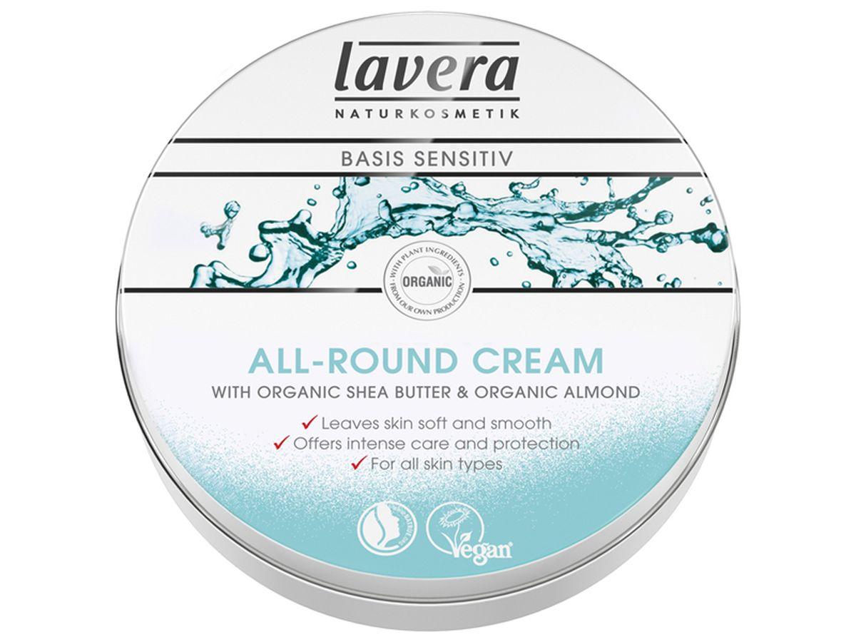 Lavera Basis Sensitive Organic All-Round Moisturising Cream