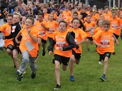 900 young runners complete Shropshire Primary Schools' Challenge