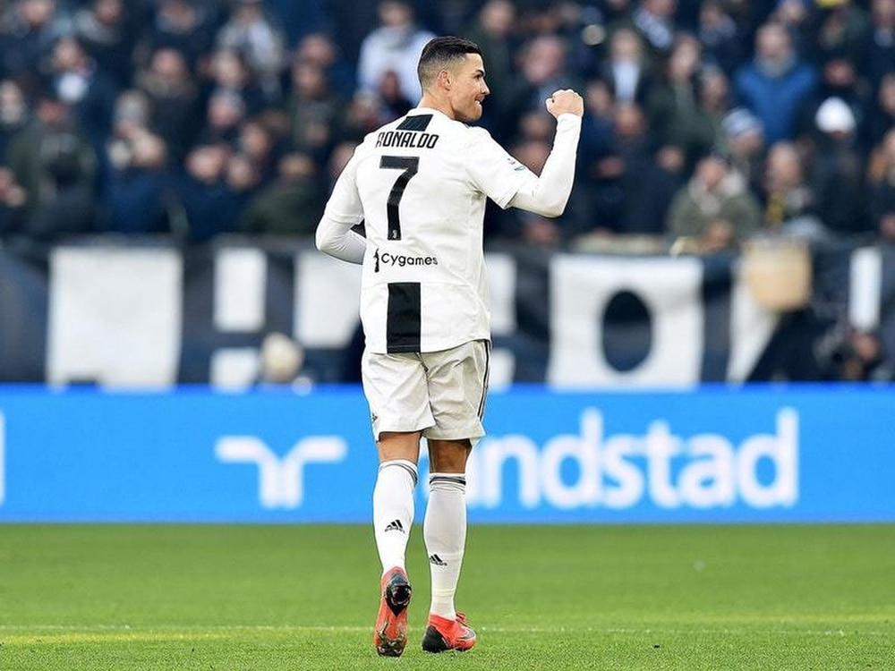 Giorgio Chiellini relieved Juventus have 'decisive' Ronaldo
