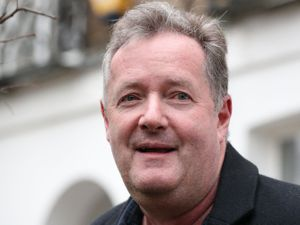 Piers Morgan – bad luck?