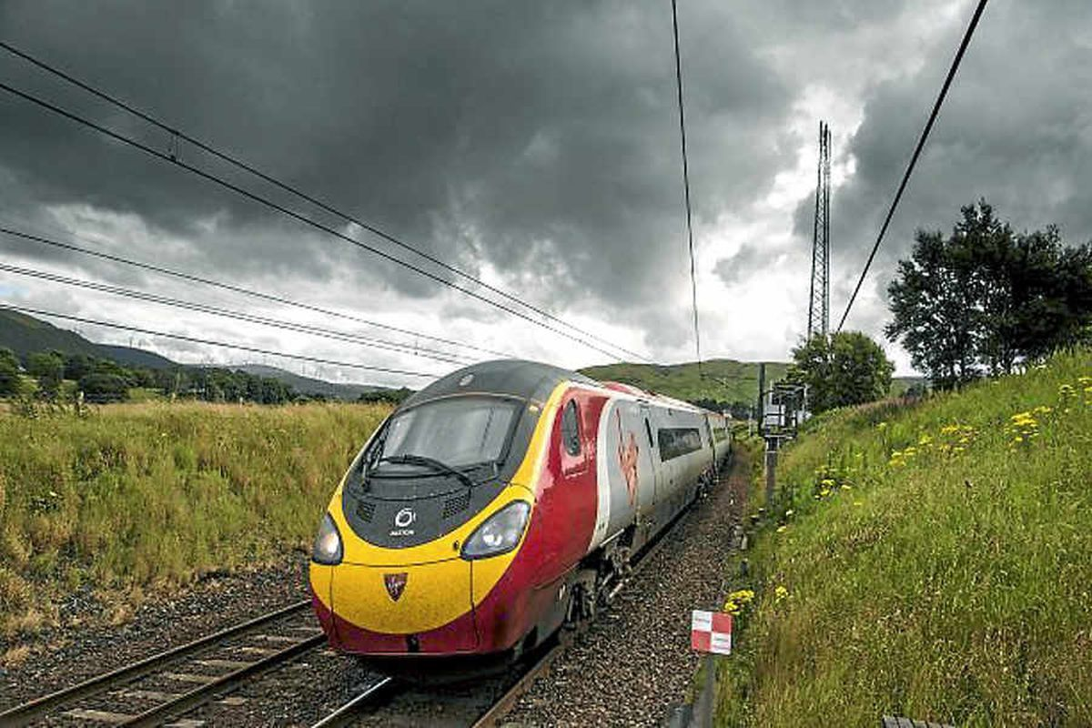 Direct rail services from Shropshire to London will start on December 14