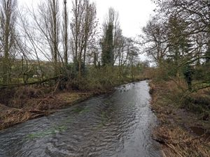 The River Clun