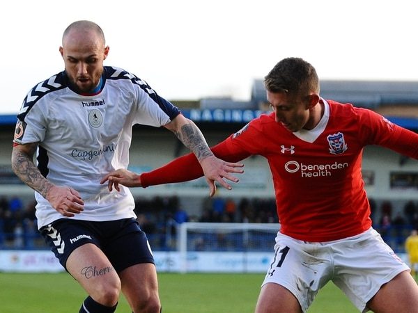 AFC Telford report rivals Chester for 'illegal' Adam Dawson approach after winger's exit