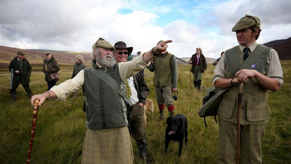 Grouse Shooting Season Under Way Despite Weather Woes