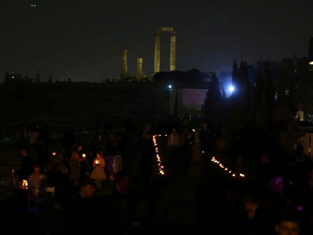 In Pictures: World goes dark for Earth Hour | Shropshire Star