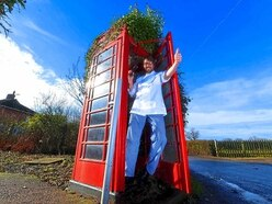 The adopted phone boxes of Shropshire