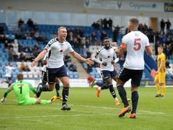 AFC Telford 1 Boston 0 - Report and pictures