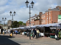 Calls to get Shropshire's socially distanced outdoor markets open