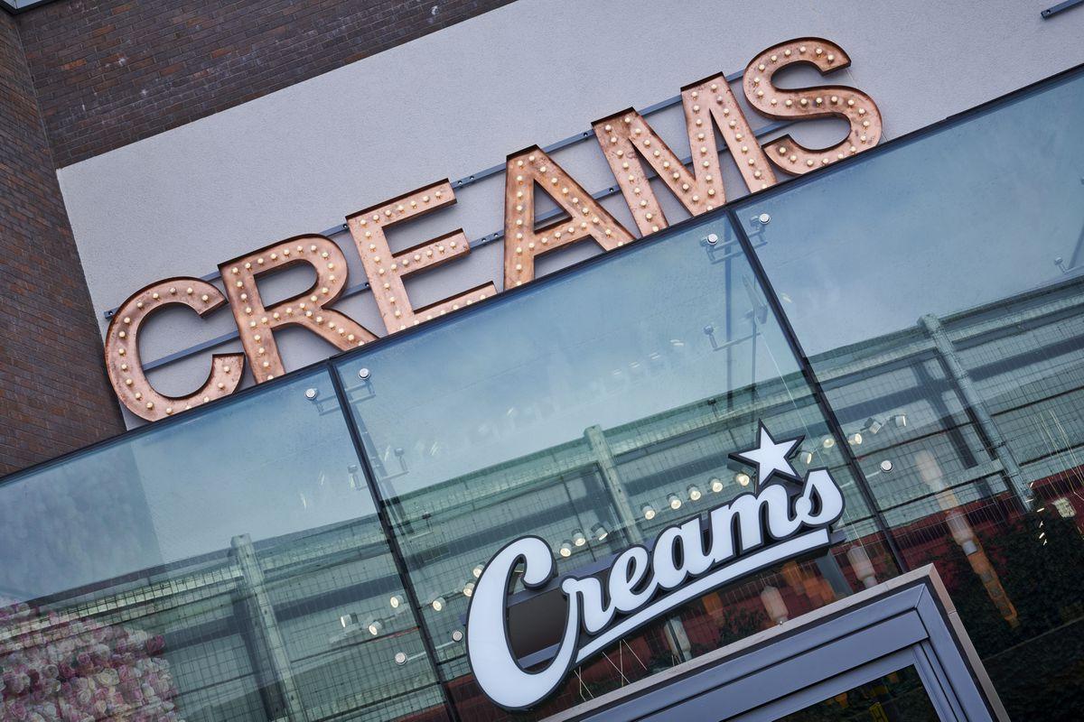 Creams at Telford Centre