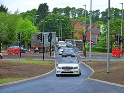 Another award for Shrewsbury's Meole Brace Roundabout redesign