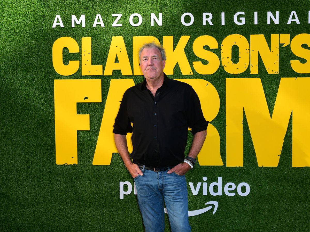 Clarkson's Farm launch event – London