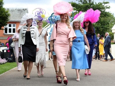 Hats off to the ladies at Royal Ascot