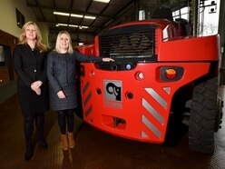Global business chooses to keep UK base in Shropshire