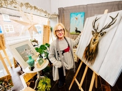 The Force is strong with this one: Star Wars artist sets up Bridgnorth gallery