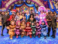 The fairest panto in the land opens at Birmingham Hippodrome - in pictures