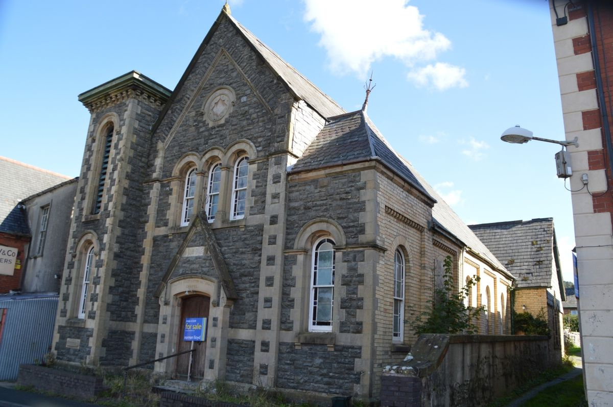 Bethel Hall and chapel