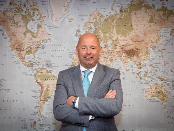 Don Bircham , Managing Director of Hays Travel North West.