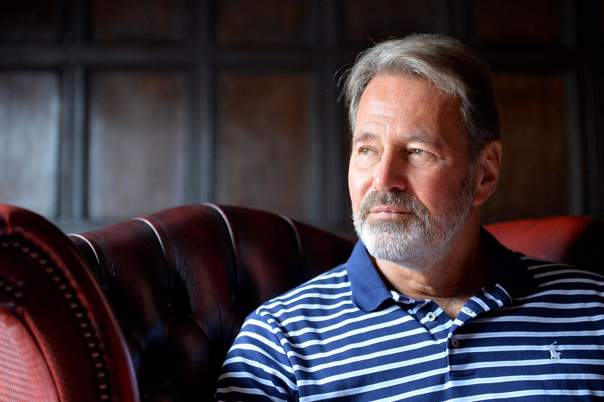 Shrewsbury Bid chairman Mike Matthews