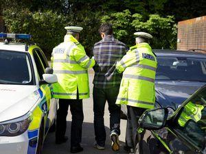Police arrest car thief