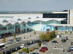 Passenger numbers fell at Birmingham Airport in 2018