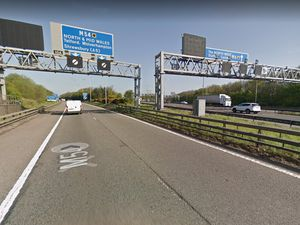While the M54 is linked with the M6 southbound, there's no direct connection for traffic coming to and from the north