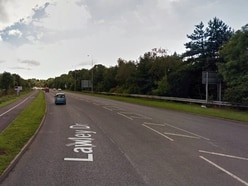 Teenager suffers 'life-threatening' injuries in Telford motorcycle crash