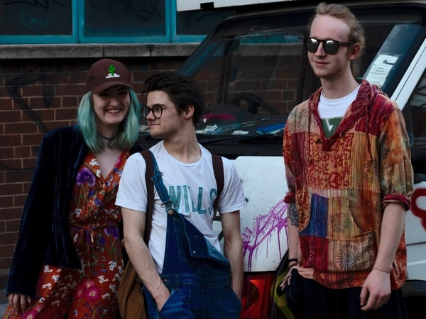 Shrewsbury unsigned band The Sunset Beach Hut prepare for new single release this weekend