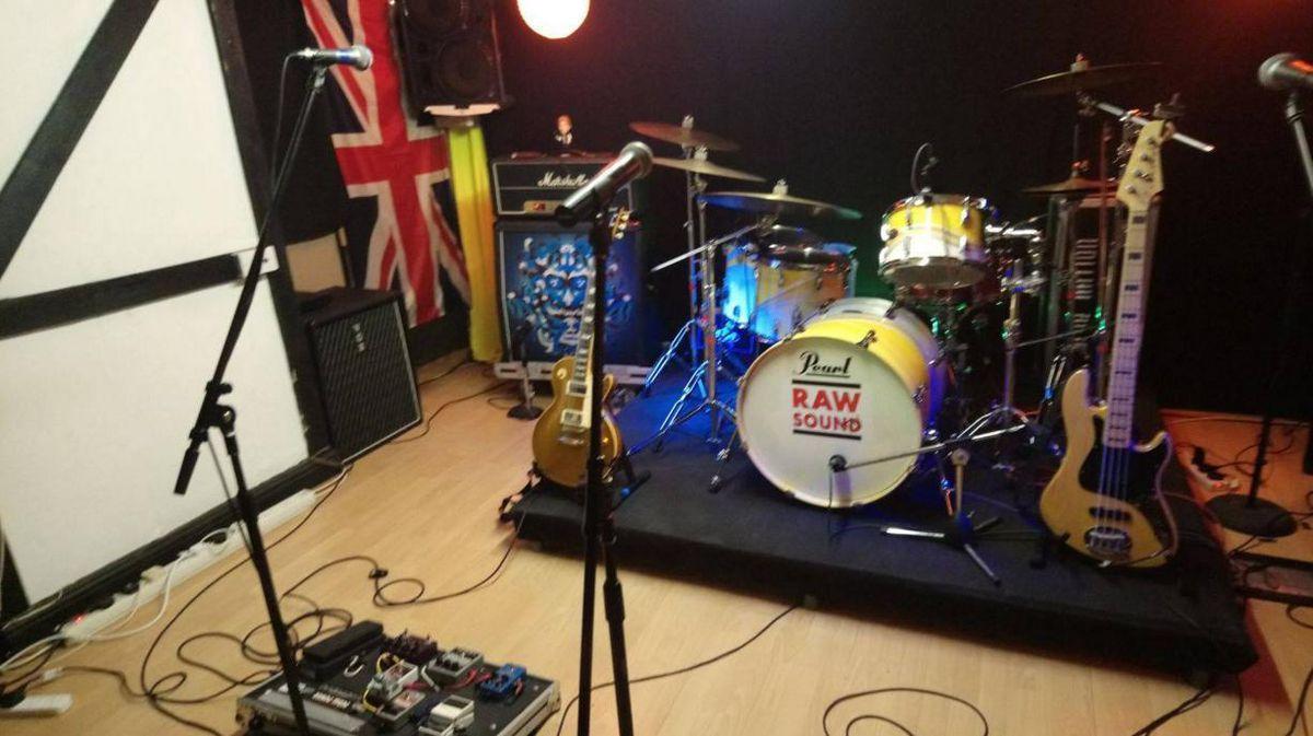 The series is filmed at Birmingham's Glass Onion Recording Studio   Photo: Facebook