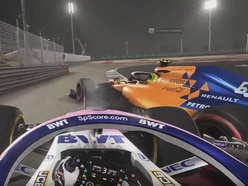 Highlights and reaction from F1's first virtual grand prix