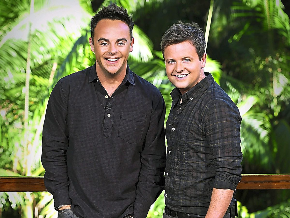 The presenters will be swapping the jungle for a castle ruin in November
