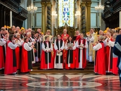 Sarah Bullock ordained as new Bishop of Shrewsbury - with pictures