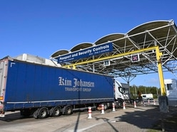 Eurotunnel tests new 'digital border' for Brexit