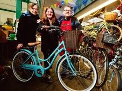 Kind hearts step in to help after Shrewsbury mum's bike is stolen