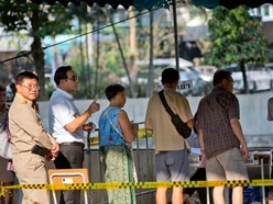 Voting under way in Thailand's first election since 2014 coup