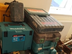 Tools haul recovered from Shrewsbury house