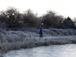 In Pictures: Frosty Friday to make way for weekend of snow and rain