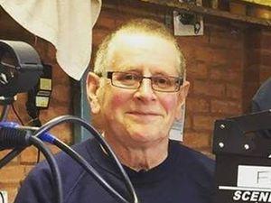 Gordon Nutt died after a crash on the M54 near Wolverhampton