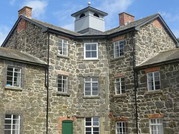 The Master's house at Y Dolydd Workhouse