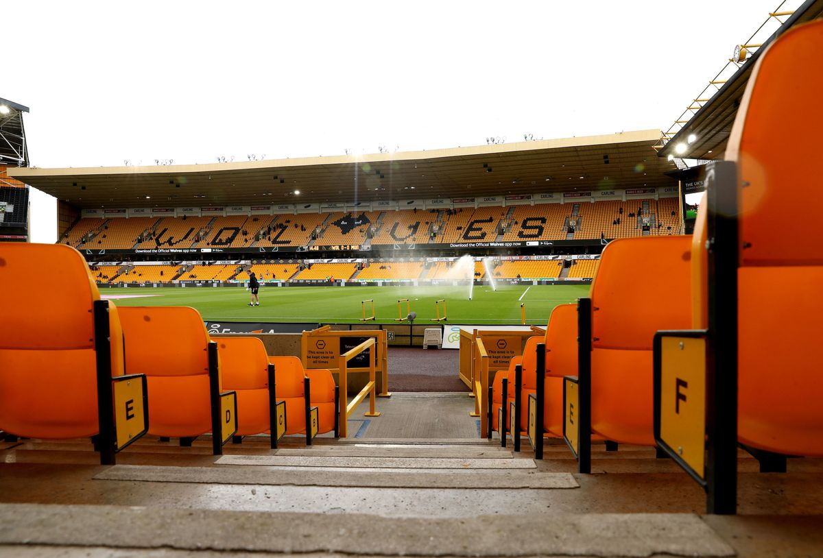 A general view of Molineux, home of Wolverhampton Wanderers (PA)