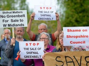 Hundreds sign Shifnal petition against plans for thousands of homes