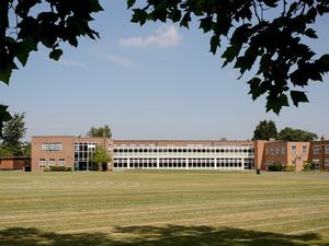 The Priory School in Shrewsbury