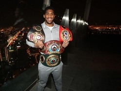Anthony Joshua dreams of future world title defence in Nigeria