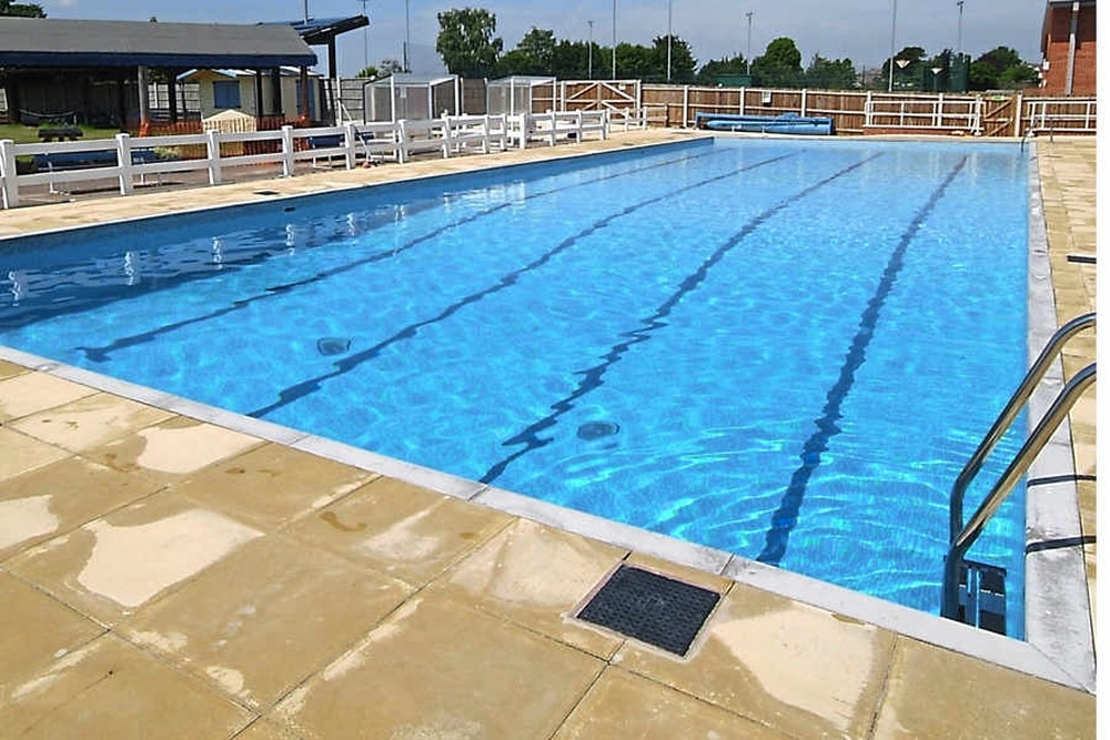 Call To Take Plunge For Shropshire Swimming Pool Future Shropshire Star