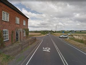 The main A5 between Stretton and Gailey at the Ivy House Lane junction. Pic: Google StreetView