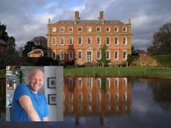 Top TV chef Tom Kerridge taking over Shropshire wedding venue