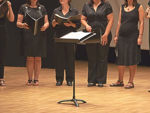 On song – join a choir and have fun